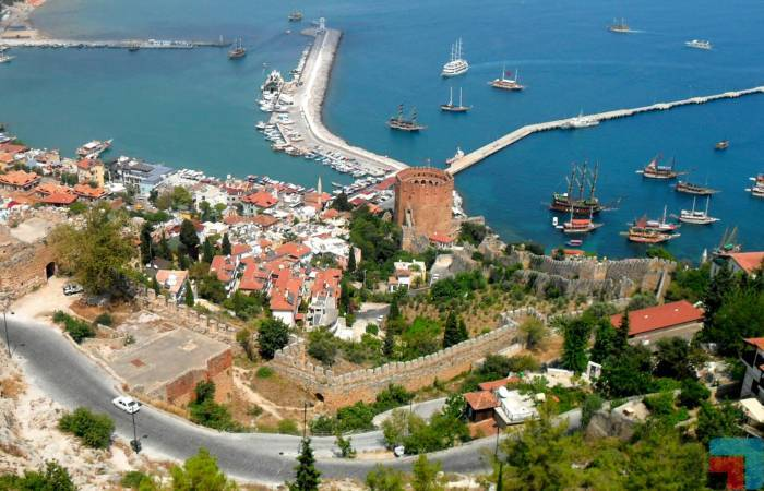 Properties in Alanya, ,1038