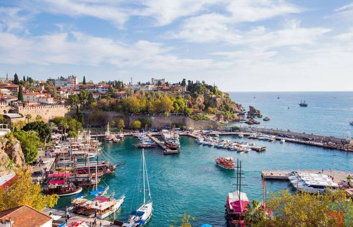 Properties in Antalya, ,1040
