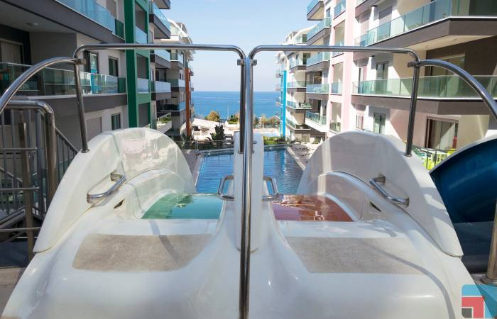 1, Properties in Alanya, 2 Bedrooms Bedrooms, ,1 BathroomBathrooms,Apartment,Vacation Rental,Konak Seaside Homes,1,5,1043
