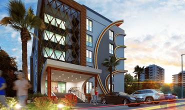 Properties in Alanya, 1 Bedroom Bedrooms, ,1 BathroomBathrooms,Apartment,For Sale,ARNELYA BEACH RESIDENCE,1,1050