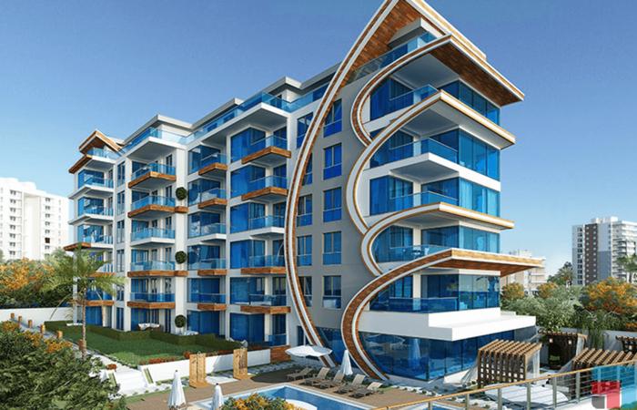 Properties in Alanya, 2 Bedrooms Bedrooms, ,2 BathroomsBathrooms,Apartment,For Sale,ARNELYA BEACH RESIDENCE,1,1051