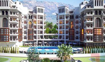 Properties in Alanya, 1 Bedroom Bedrooms, ,1 BathroomBathrooms,Apartment,For Sale,PROJECT ,WITH STUNNING SEA VIEW 1+1,1059