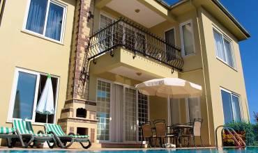 Properties in Alanya, 3 Bedrooms Bedrooms, ,3 BathroomsBathrooms,Villa,For Sale,1,1062