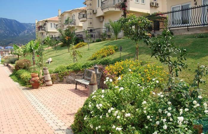 Properties in Alanya, 3 Bedrooms Bedrooms, ,2 BathroomsBathrooms,Villa,Vacation Rental,GOLD CITY,1063