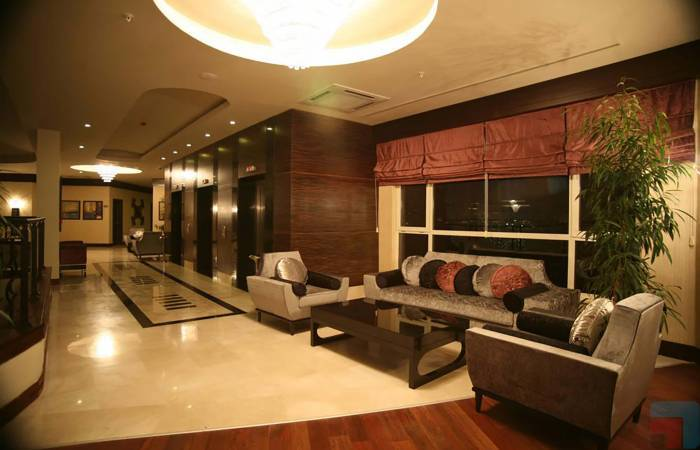 Goldcity 5-stars Hotel Apartment 3+1