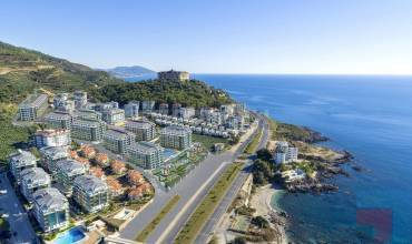 Properties in Alanya, 1 Bedroom Bedrooms, ,1 BathroomBathrooms,Apartment,For Sale,KONAK PREMIUM,1,1079
