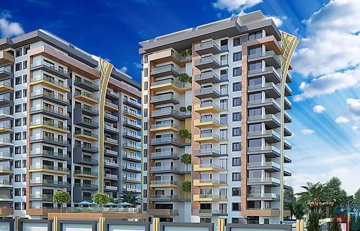 Properties in Alanya, 3 Bedrooms Bedrooms, ,3 BathroomsBathrooms,Apartment,For Sale,1095