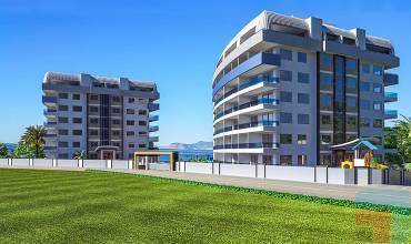Properties in Alanya, 2 Bedrooms Bedrooms, ,2 BathroomsBathrooms,Apartment,For Sale,1102