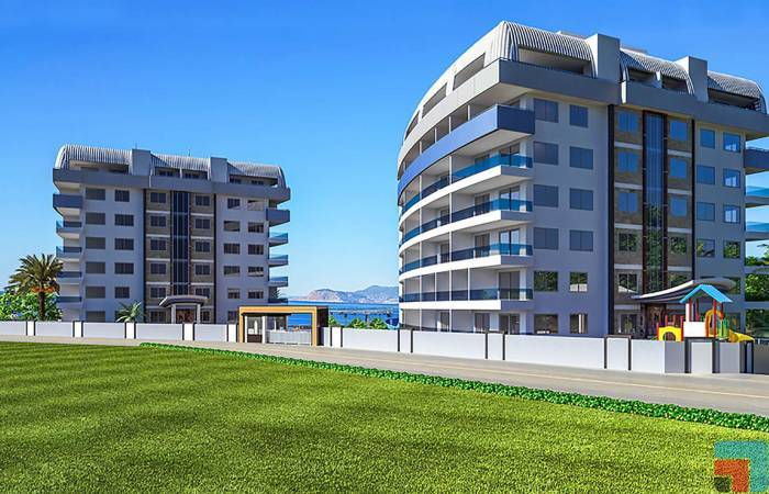Properties in Alanya, 2 Bedrooms Bedrooms, ,2 BathroomsBathrooms,Apartment,For Sale,1102