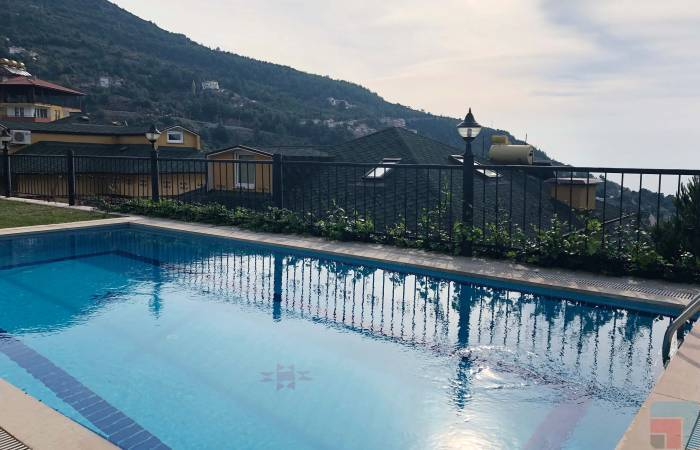 Properties in Alanya, 4 Bedrooms Bedrooms, ,3 BathroomsBathrooms,Villa,Vacation Rental,1,1106