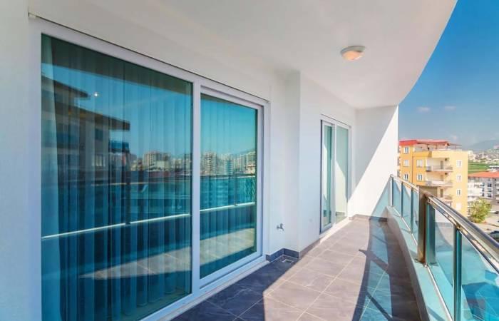 Properties in Alanya, 1 Bedroom Bedrooms, ,1 BathroomBathrooms,Apartment,Vacation Rental,Elite Life 5 Residence,7,1108