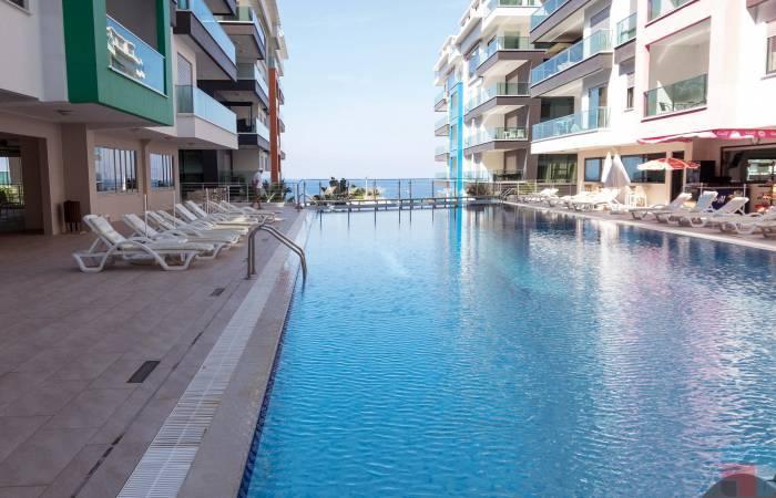 Properties in Alanya, 1 Bedroom Bedrooms, ,1 BathroomBathrooms,Apartment,For Sale,1111