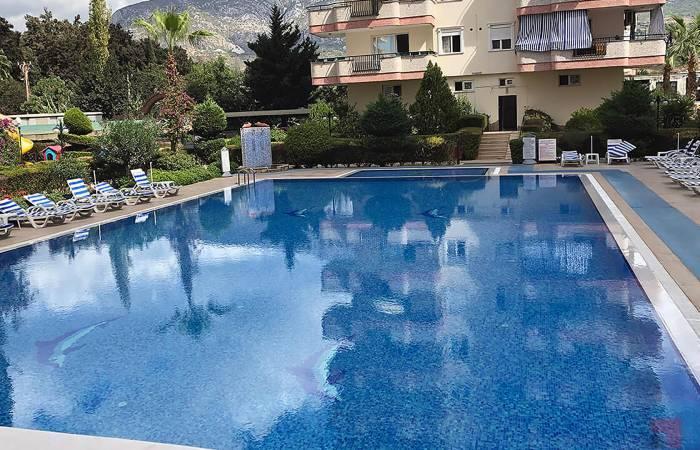 Properties in Alanya, 2 Bedrooms Bedrooms, ,2 BathroomsBathrooms,Apartment,Vacation Rental,Toros 5 Residence,7,1114