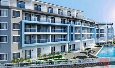 Properties in Alanya, ,1 BathroomBathrooms,Apartment,For Sale,Kargicak Suite Residence,1,1131