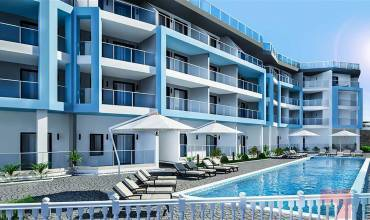 Properties in Alanya, 1 Bedroom Bedrooms, ,1 BathroomBathrooms,Apartment,For Sale,Kargicak Suite Residence,1132