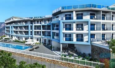 Properties in Alanya, 2 Bedrooms Bedrooms, ,2 BathroomsBathrooms,Apartment,For Sale,1133
