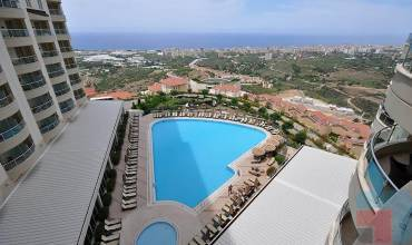 Properties in Alanya, 3 Bedrooms Bedrooms, ,2 BathroomsBathrooms,Apartment,For Sale,Goldcity Tourism Complex,1141
