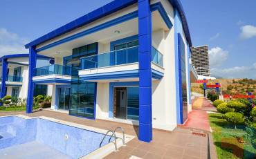 Properties in Alanya, 4 Bedrooms Bedrooms, ,3 BathroomsBathrooms,Villa,For Sale,1155