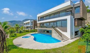Exclusive villas in Alanya Bektash