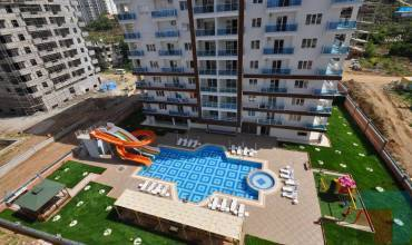 Properties in Alanya, 1 Bedroom Bedrooms, ,1 BathroomBathrooms,Apartment,For Sale,Novita 2 Residence,9,1166