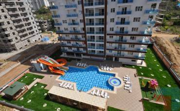 Properties in Alanya, 1 Bedroom Bedrooms, ,1 BathroomBathrooms,Apartment,For Sale,Novita 2 Residence,9,1166