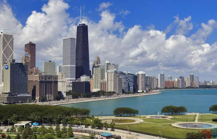 Chicago: The Great American City