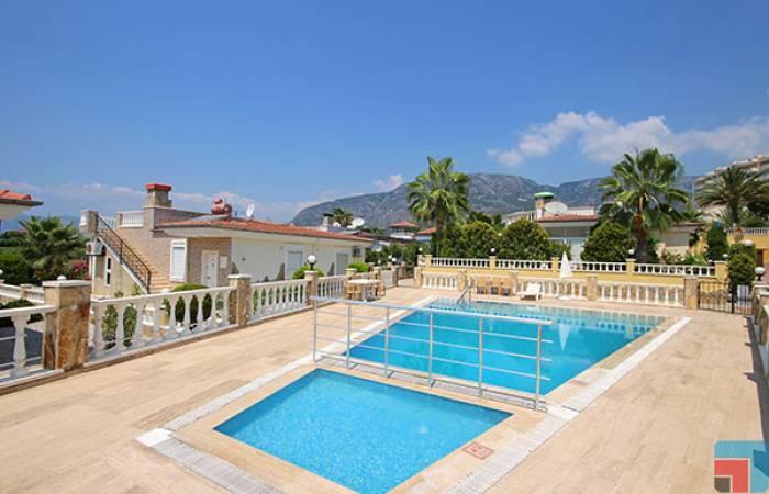 Properties in Alanya, 3 Bedrooms Bedrooms, ,2 BathroomsBathrooms,Villa,For Sale,1023