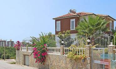 Properties in Alanya, 3 Bedrooms Bedrooms, ,2 BathroomsBathrooms,Villa,For Sale,1023
